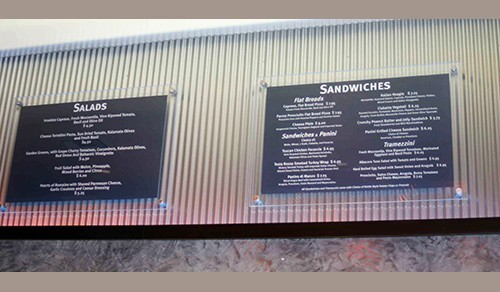 Restaurants and Menus - 1