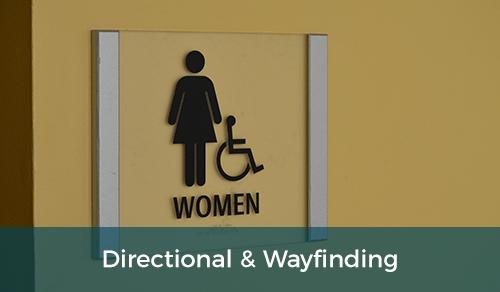 Directional / Wayfinding