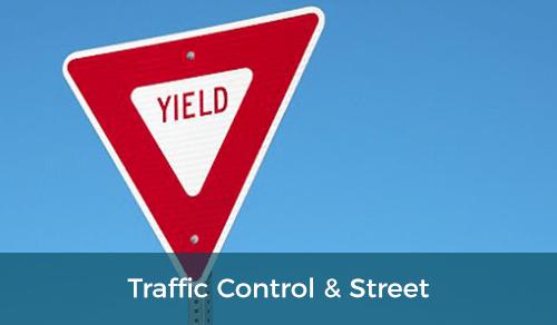 Traffic Control & Street