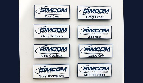 Nametags Simcom